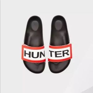 HUNTER Slides Women's Size 8
